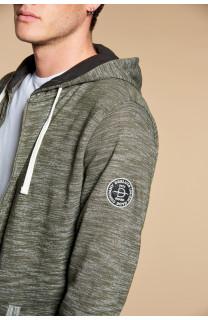 Sweatshirt Sweatshirt NEWSTEP Man W18552 (38051) - DEELUXE-SHOP