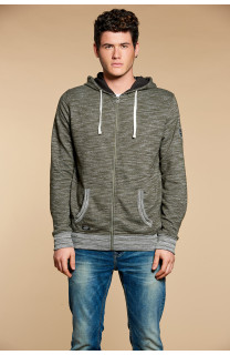 Sweatshirt Sweatshirt NEWSTEP Man W18552 (38054) - DEELUXE-SHOP