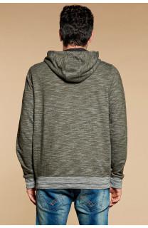 Sweatshirt Sweatshirt NEWSTEP Man W18552 (38055) - DEELUXE-SHOP