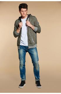 Sweatshirt Sweatshirt NEWSTEP Man W18552 (38056) - DEELUXE-SHOP
