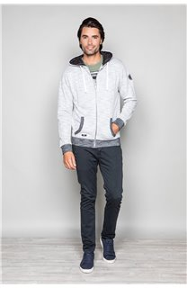 Sweatshirt Sweatshirt NEWSTEP Man W18552 (38058) - DEELUXE-SHOP