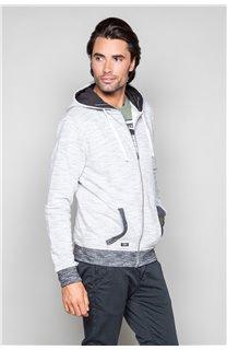 Sweatshirt Sweatshirt NEWSTEP Man W18552 (38060) - DEELUXE-SHOP