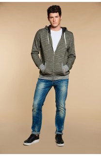 Sweat NEWSTEP Homme W18552 (38062) - DEELUXE