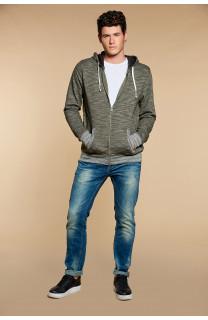 Sweatshirt Sweatshirt NEWSTEP Man W18552 (38062) - DEELUXE-SHOP