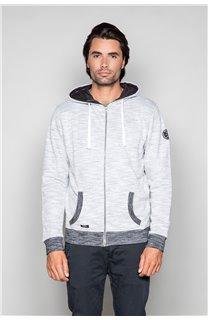 Sweatshirt Sweatshirt NEWSTEP Man W18552 (38063) - DEELUXE-SHOP