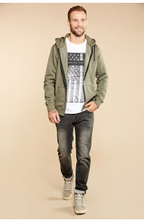Sweatshirt GLOVER Man W18561 (38086) - DEELUXE-SHOP