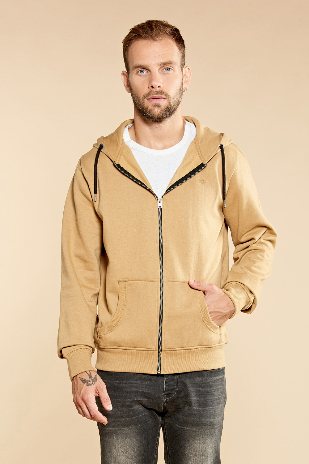 Sweatshirt GLOVER Man W18561 (38092) - DEELUXE-SHOP