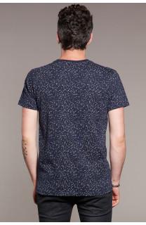 T-Shirt POLLOCK Homme W18167 (38176) - DEELUXE
