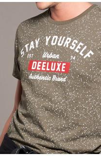 T-Shirt POLLOCK Homme W18167 (38179) - DEELUXE