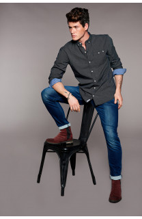 Shirt Shirt MURRAY Man W18429 (38235) - DEELUXE-SHOP