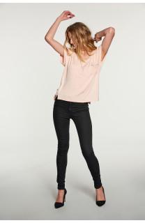T-Shirt AMY Femme W18101W (38281) - DEELUXE