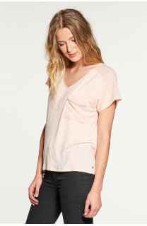 T-shirt AMY Woman W18101W (38283) - DEELUXE-SHOP