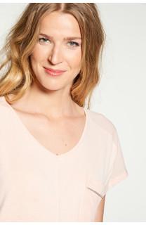 T-Shirt AMY Femme W18101W (38285) - DEELUXE