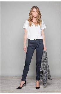T-Shirt AMY Femme W18101W (38287) - DEELUXE