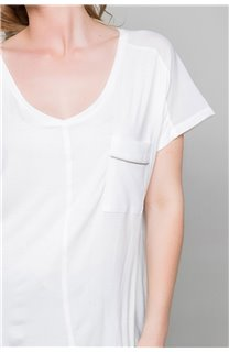 T-shirt AMY Woman W18101W (38290) - DEELUXE-SHOP