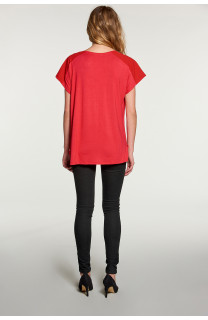 T-shirt AMY Woman W18101W (38294) - DEELUXE-SHOP