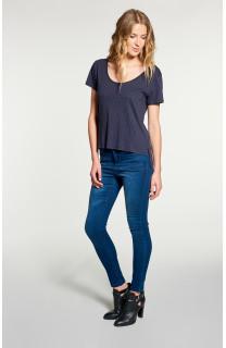 T-Shirt BETTY Femme W18104W (38297) - DEELUXE
