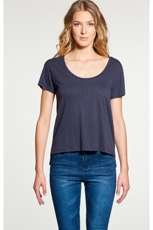 T-Shirt BETTY Femme W18104W (38298) - DEELUXE