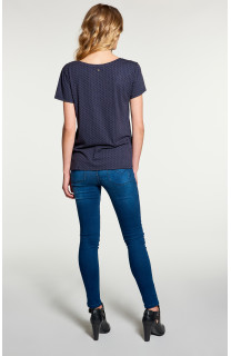 T-shirt T-shirt BETTY Woman W18104W (38299) - DEELUXE-SHOP