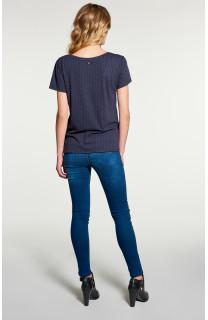 T-Shirt BETTY Femme W18104W (38299) - DEELUXE