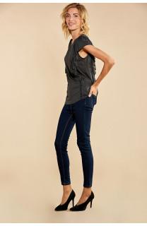 T-Shirt JUNE Femme W18109W (38310) - DEELUXE