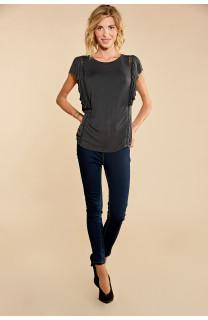 T-shirt T-shirt JUNE Woman W18109W (38311) - DEELUXE-SHOP