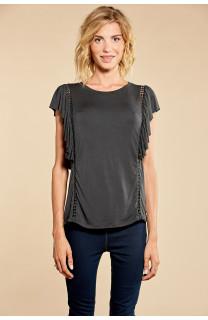T-shirt T-shirt JUNE Woman W18109W (38312) - DEELUXE-SHOP