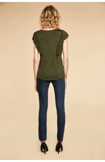 T-shirt T-shirt JUNE Woman W18109W (38316) - DEELUXE-SHOP