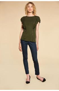 T-shirt T-shirt JUNE Woman W18109W (38317) - DEELUXE-SHOP