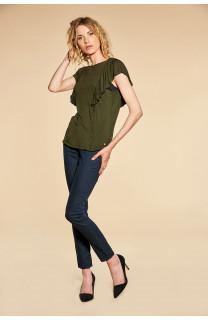 T-shirt T-shirt JUNE Woman W18109W (38318) - DEELUXE-SHOP
