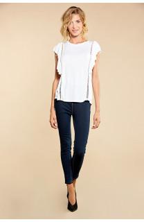 T-shirt T-shirt JUNE Woman W18109W (38320) - DEELUXE-SHOP