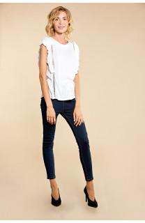 T-shirt T-shirt JUNE Woman W18109W (38321) - DEELUXE-SHOP