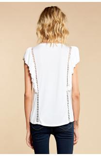 T-shirt T-shirt JUNE Woman W18109W (38323) - DEELUXE-SHOP