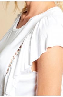 T-shirt T-shirt JUNE Woman W18109W (38324) - DEELUXE-SHOP