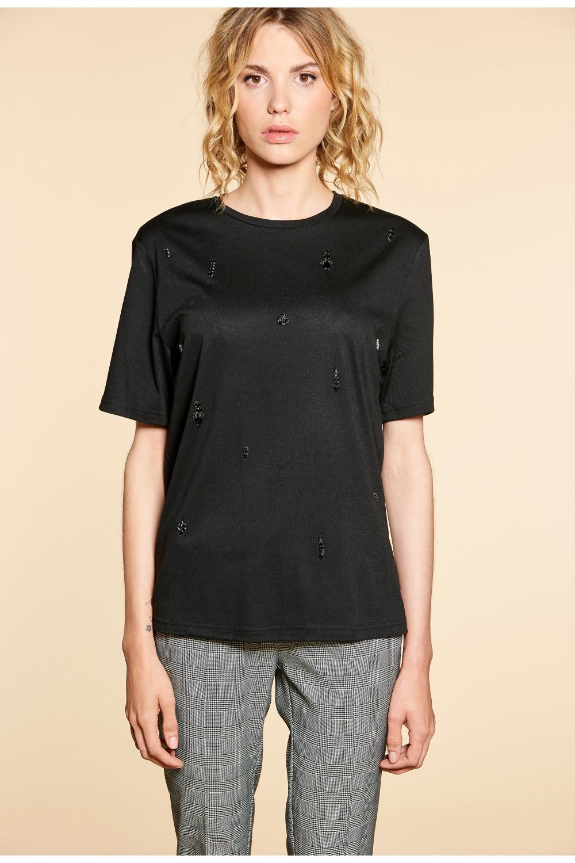 T-Shirt JEWEL Femme W18133W (38380) - DEELUXE