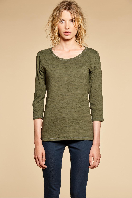 T-shirt T-shirt NOLA Woman W18137W (38384) - DEELUXE-SHOP