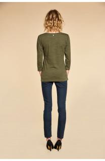 T-Shirt NOLA Femme W18137W (38385) - DEELUXE