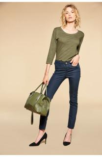 T-Shirt NOLA Femme W18137W (38386) - DEELUXE