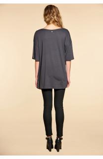 T-shirt T-shirt TERENCE Woman W18138W (38387) - DEELUXE-SHOP