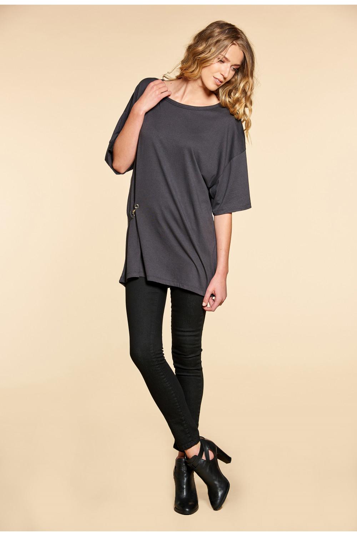 T-shirt T-shirt TERENCE Woman W18138W (38388) - DEELUXE-SHOP