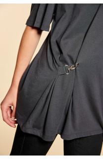 T-Shirt TERENCE Femme W18138W (38390) - DEELUXE