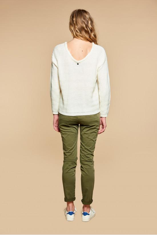 Sweater Sweater MOHERA Woman W18302W (38431) - DEELUXE-SHOP
