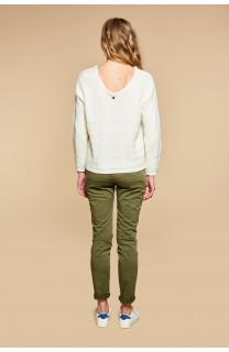 Sweater Sweater MOHERA Woman W18302W (38430) - DEELUXE-SHOP
