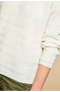 Sweater Sweater MOHERA Woman W18302W (38432) - DEELUXE-SHOP