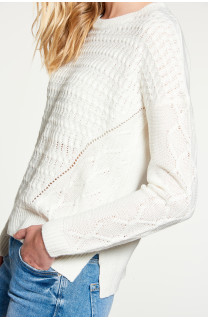 Sweater Sweater STORY Woman W18306W (38445) - DEELUXE-SHOP
