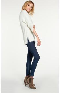 Sweater PILE Woman W18310W (38461) - DEELUXE-SHOP