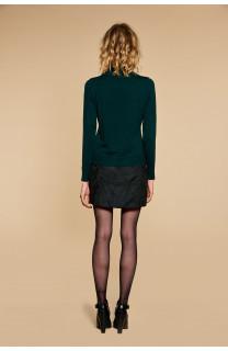 Sweater SWEATER BASIC Woman W18313W (38483) - DEELUXE-SHOP