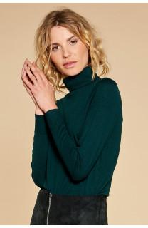 Sweater SWEATER BASIC Woman W18313W (38484) - DEELUXE-SHOP