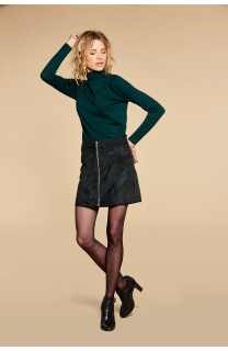 Sweater SWEATER BASIC Woman W18313W (38485) - DEELUXE-SHOP