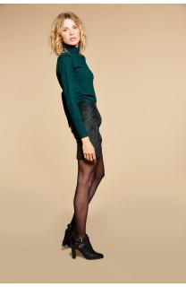 Sweater SWEATER BASIC Woman W18313W (38486) - DEELUXE-SHOP